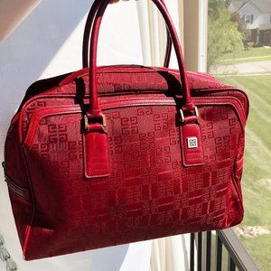 Givenchy Red Vintage Bag